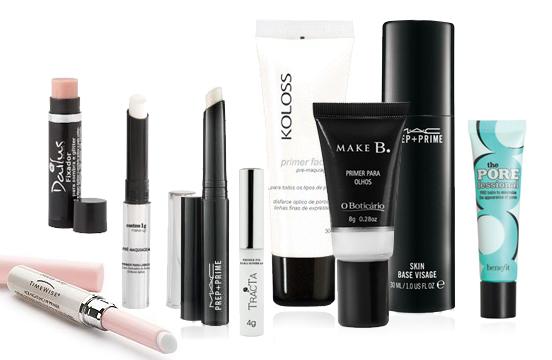 O que é Primer na maquiagem?
