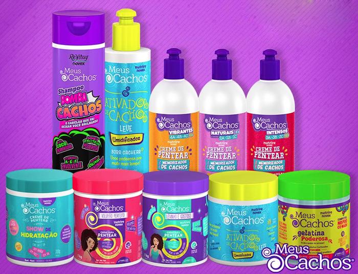 Bate-Papo: Produtos para cacheadas Linha Meus Cachos Embelleze